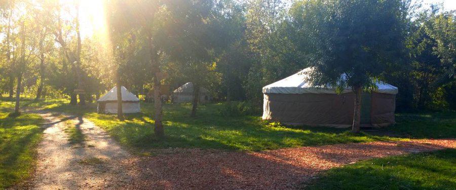 Eco-camping de la Frênaie
